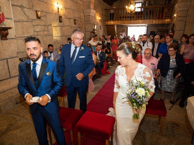 La boda de Miguel y Ivon en Allariz, Orense 71