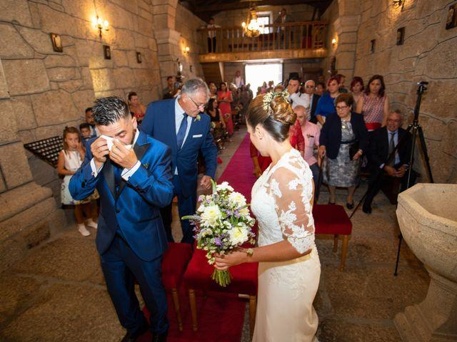 La boda de Miguel y Ivon en Allariz, Orense 72