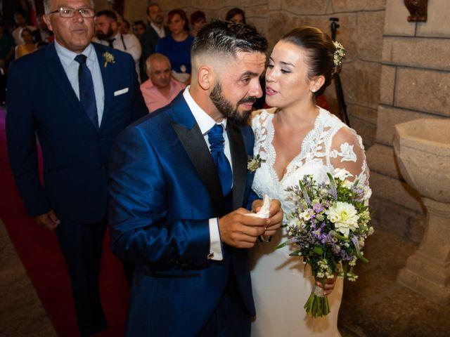 La boda de Miguel y Ivon en Allariz, Orense 73
