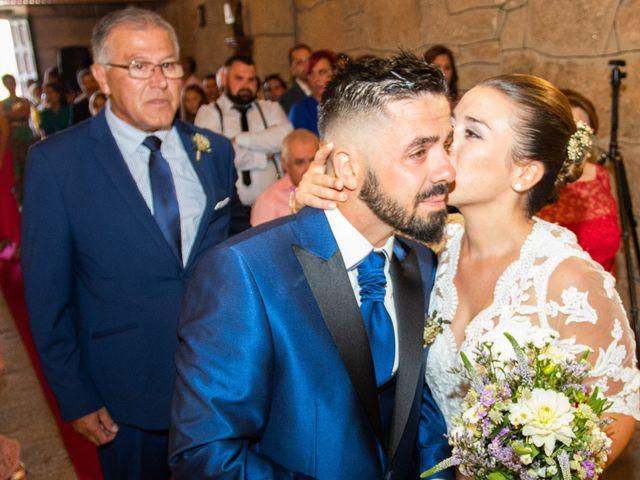 La boda de Miguel y Ivon en Allariz, Orense 74