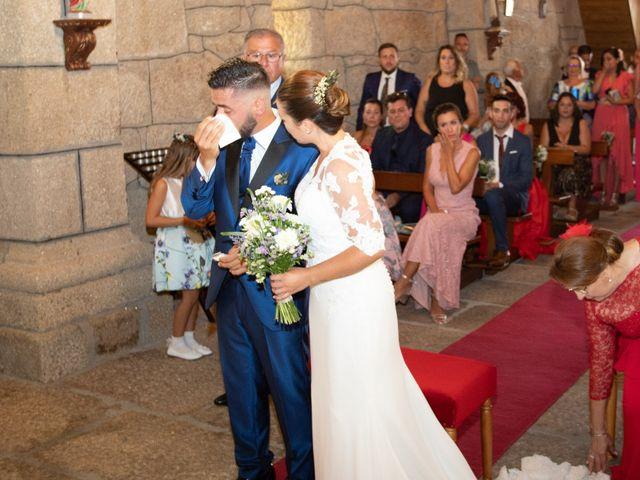 La boda de Miguel y Ivon en Allariz, Orense 75