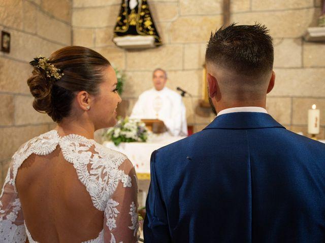 La boda de Miguel y Ivon en Allariz, Orense 76