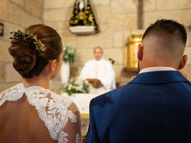 La boda de Miguel y Ivon en Allariz, Orense 77