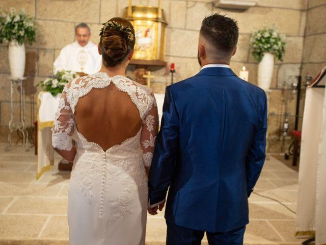 La boda de Miguel y Ivon en Allariz, Orense 78