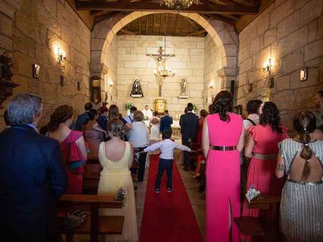 La boda de Miguel y Ivon en Allariz, Orense 79