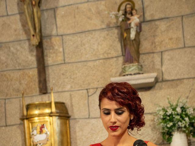 La boda de Miguel y Ivon en Allariz, Orense 82