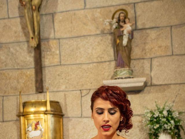 La boda de Miguel y Ivon en Allariz, Orense 83