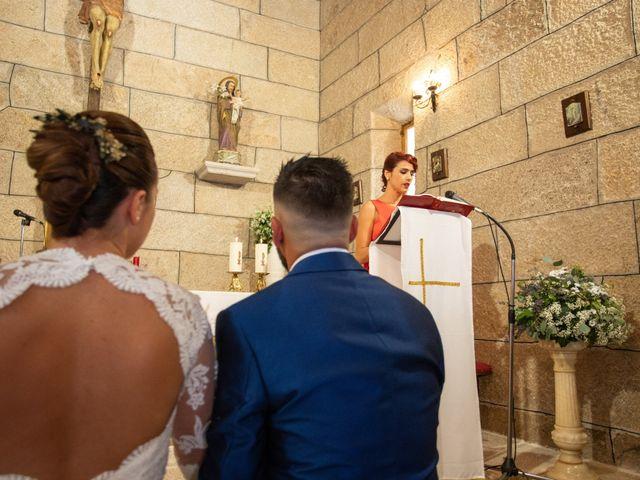 La boda de Miguel y Ivon en Allariz, Orense 85