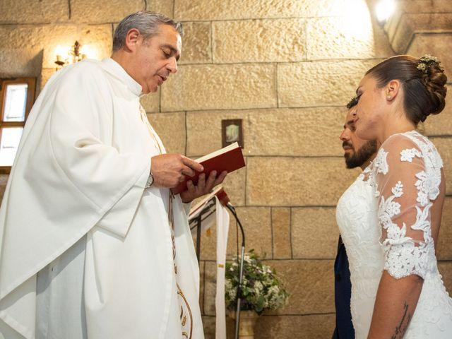 La boda de Miguel y Ivon en Allariz, Orense 88