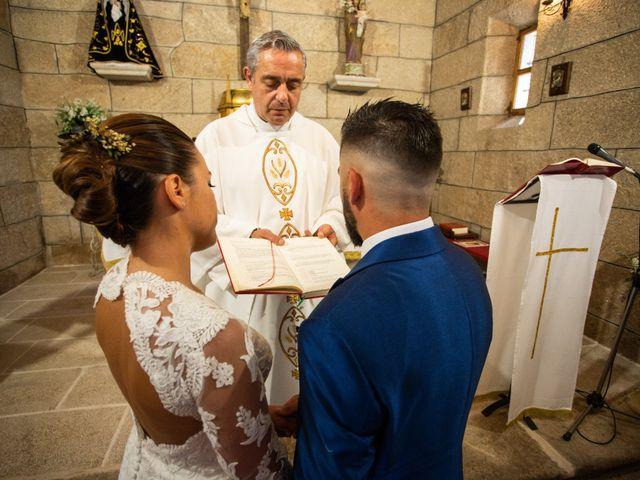La boda de Miguel y Ivon en Allariz, Orense 90