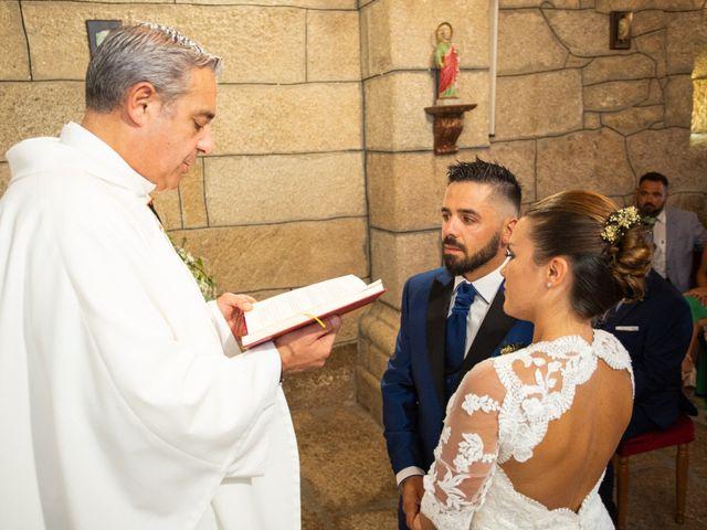 La boda de Miguel y Ivon en Allariz, Orense 92