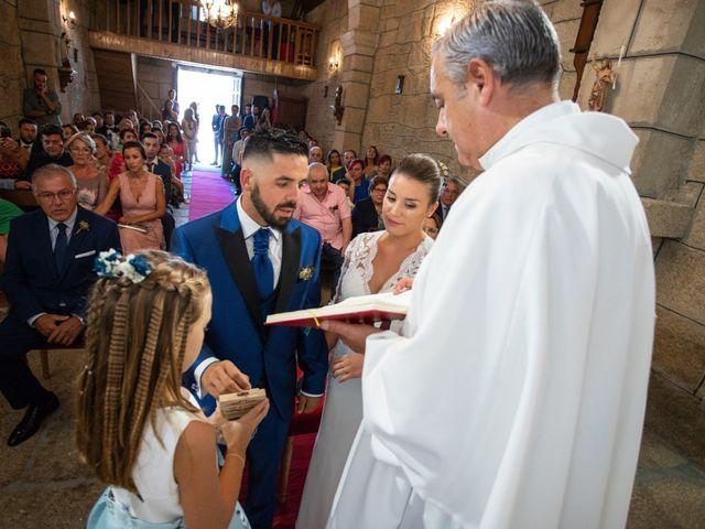 La boda de Miguel y Ivon en Allariz, Orense 100