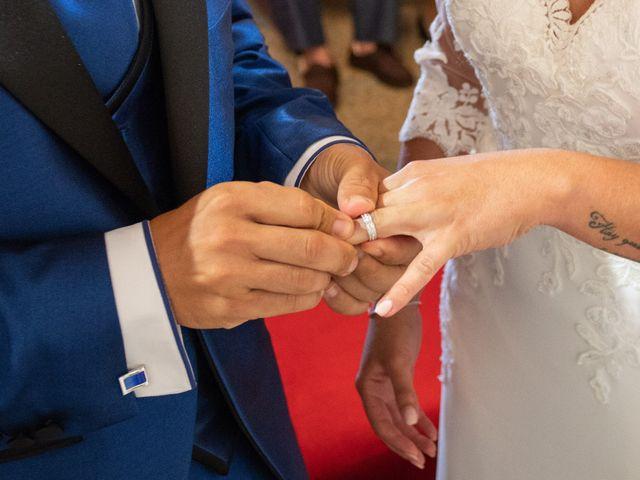 La boda de Miguel y Ivon en Allariz, Orense 103