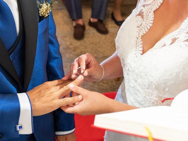 La boda de Miguel y Ivon en Allariz, Orense 105