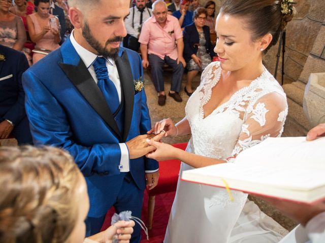 La boda de Miguel y Ivon en Allariz, Orense 106