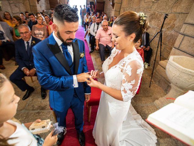 La boda de Miguel y Ivon en Allariz, Orense 109