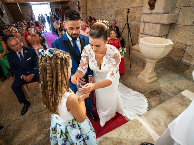La boda de Miguel y Ivon en Allariz, Orense 110