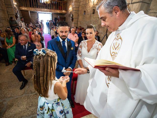 La boda de Miguel y Ivon en Allariz, Orense 112