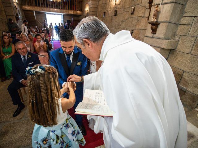 La boda de Miguel y Ivon en Allariz, Orense 114