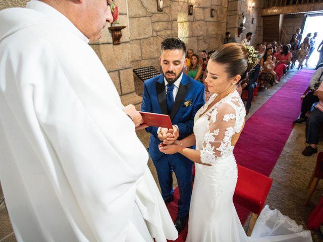 La boda de Miguel y Ivon en Allariz, Orense 115