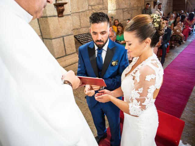 La boda de Miguel y Ivon en Allariz, Orense 116