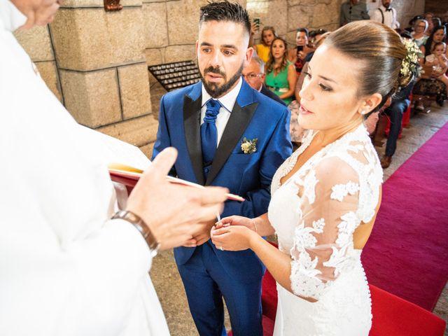 La boda de Miguel y Ivon en Allariz, Orense 117