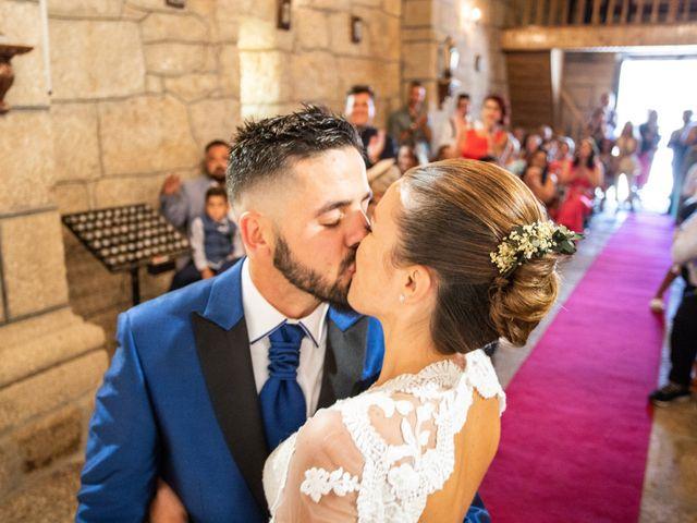 La boda de Miguel y Ivon en Allariz, Orense 121