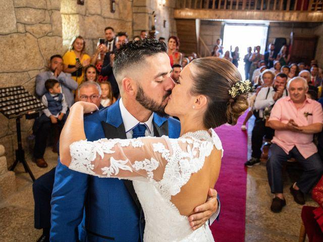 La boda de Miguel y Ivon en Allariz, Orense 122