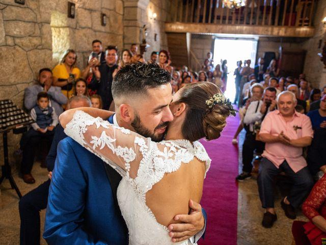 La boda de Miguel y Ivon en Allariz, Orense 123
