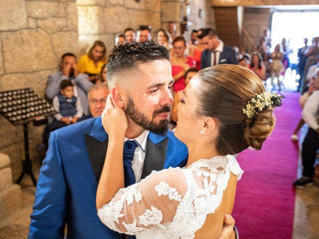 La boda de Miguel y Ivon en Allariz, Orense 124