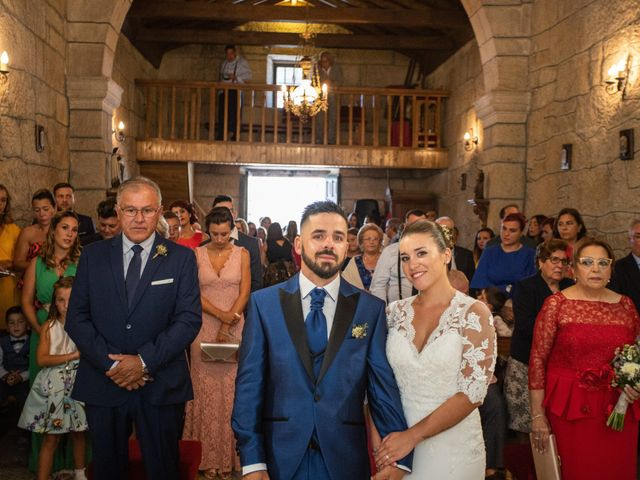 La boda de Miguel y Ivon en Allariz, Orense 126