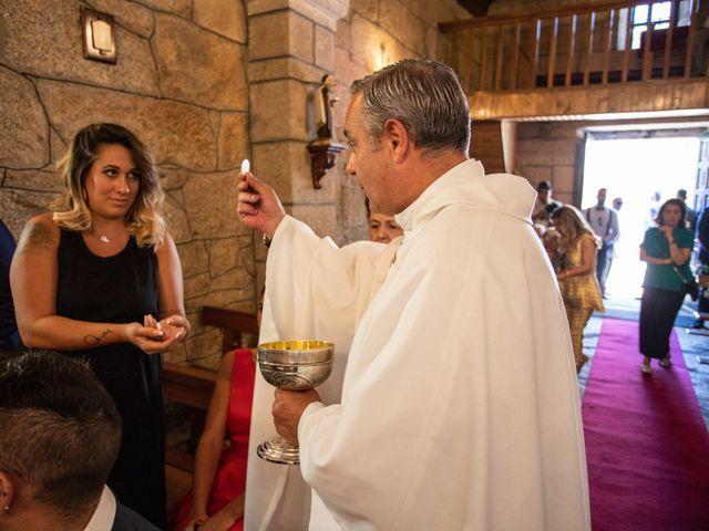 La boda de Miguel y Ivon en Allariz, Orense 127