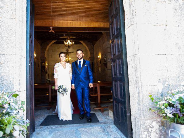 La boda de Miguel y Ivon en Allariz, Orense 128