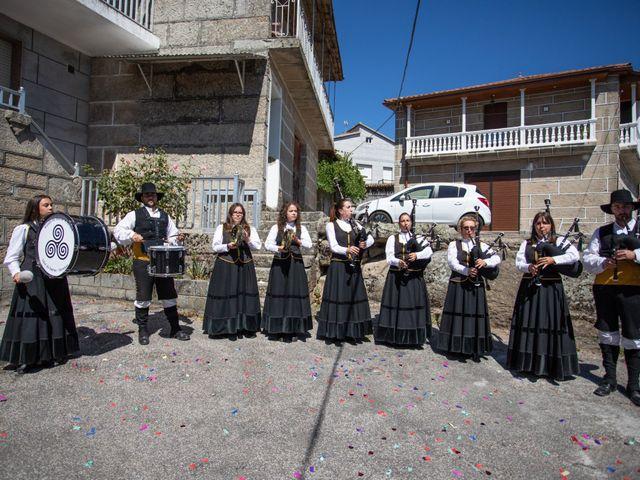 La boda de Miguel y Ivon en Allariz, Orense 129