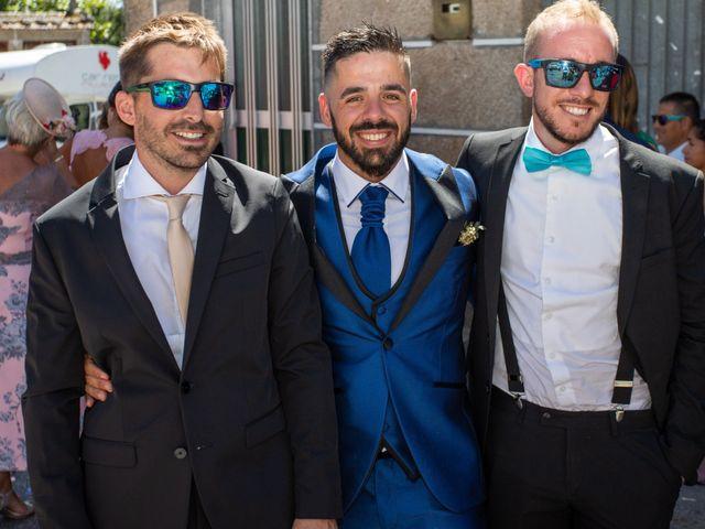 La boda de Miguel y Ivon en Allariz, Orense 133