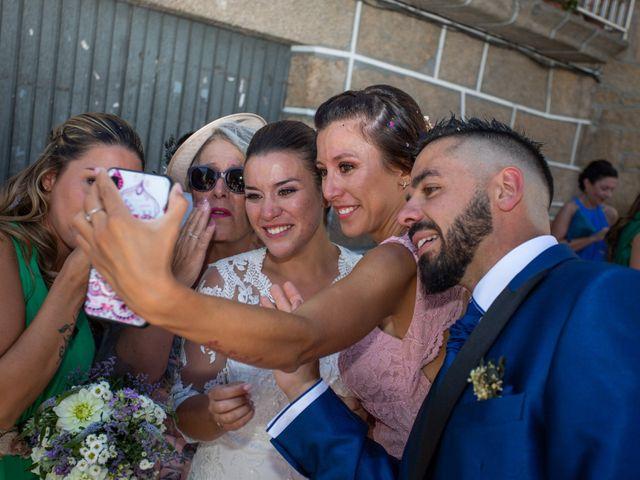 La boda de Miguel y Ivon en Allariz, Orense 134