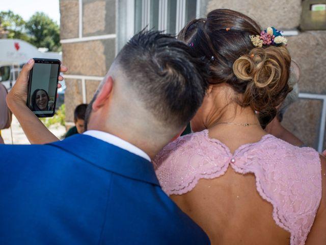 La boda de Miguel y Ivon en Allariz, Orense 136