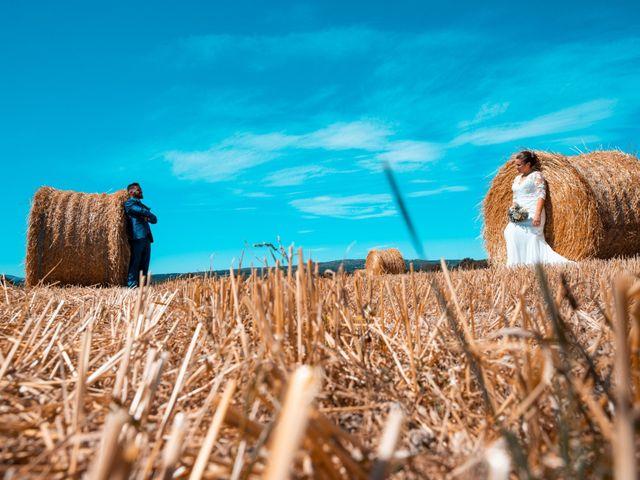 La boda de Miguel y Ivon en Allariz, Orense 137
