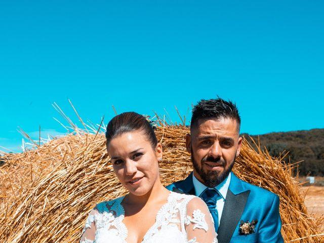 La boda de Miguel y Ivon en Allariz, Orense 138
