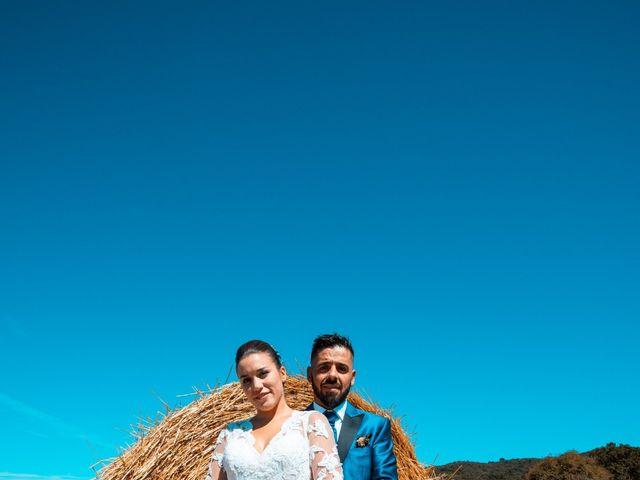 La boda de Miguel y Ivon en Allariz, Orense 139