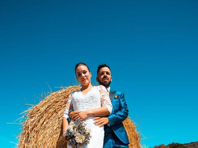 La boda de Miguel y Ivon en Allariz, Orense 140