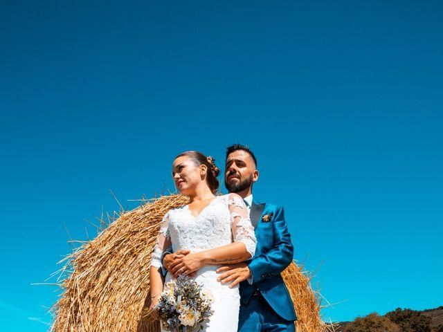 La boda de Miguel y Ivon en Allariz, Orense 141