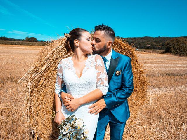 La boda de Miguel y Ivon en Allariz, Orense 142