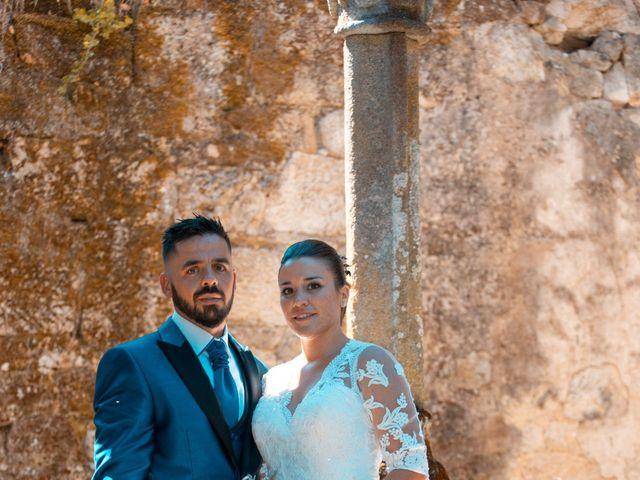 La boda de Miguel y Ivon en Allariz, Orense 147