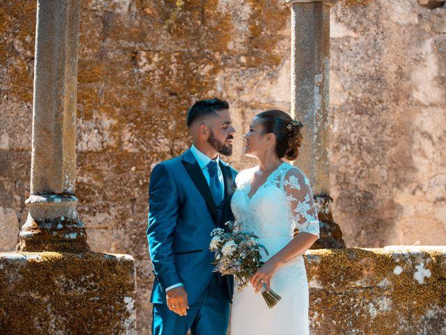 La boda de Miguel y Ivon en Allariz, Orense 148