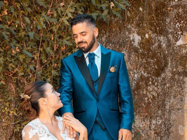 La boda de Miguel y Ivon en Allariz, Orense 150