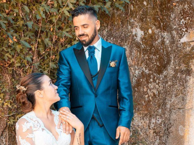 La boda de Miguel y Ivon en Allariz, Orense 151