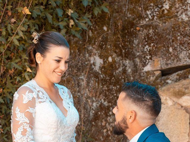La boda de Miguel y Ivon en Allariz, Orense 152