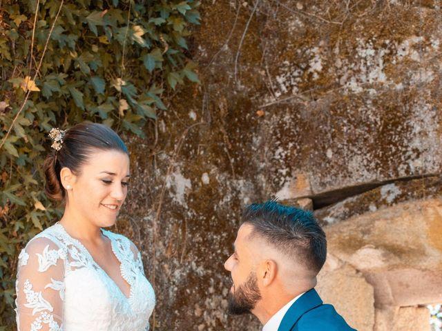 La boda de Miguel y Ivon en Allariz, Orense 153