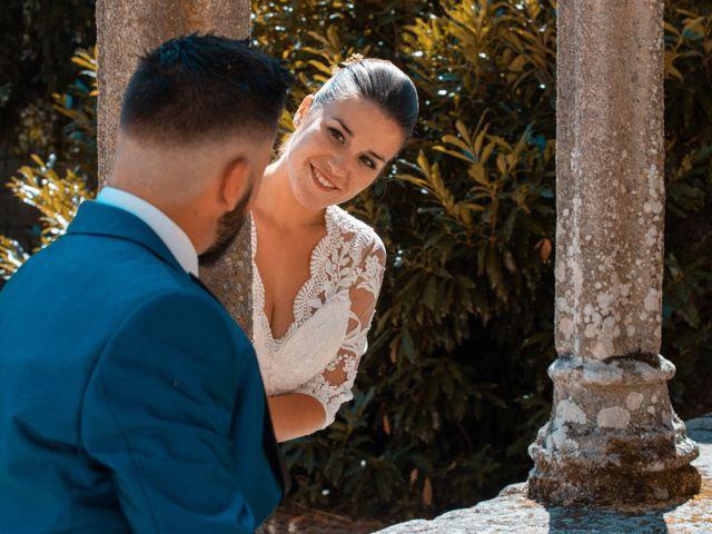 La boda de Miguel y Ivon en Allariz, Orense 154